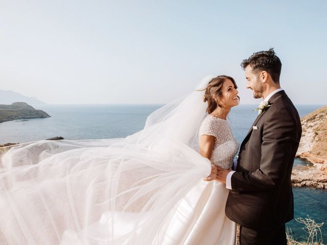 Il matrimonio di Vincenzo e Giulia a Alcamo, Trapani 20