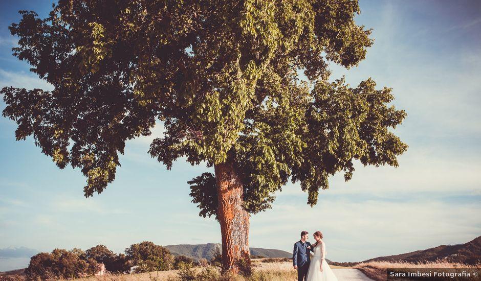 Il matrimonio di Federico e Katia a Pergola, Pesaro - Urbino