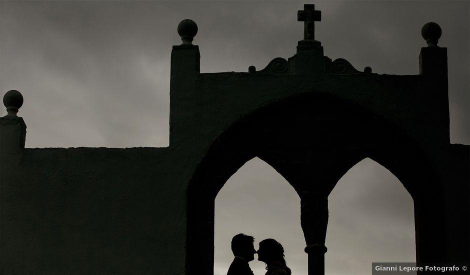 Il matrimonio di Mario e Teresa a Foggia, Foggia