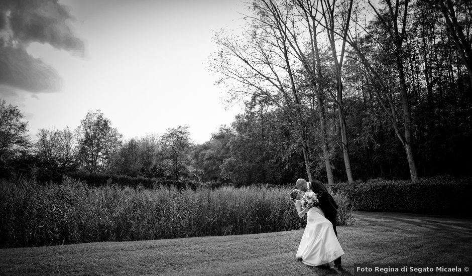 Il matrimonio di Alessandro e Laura a Albonese, Pavia