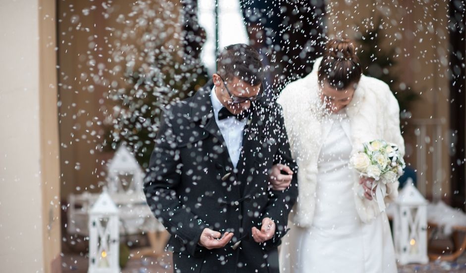 Il matrimonio di Francesco e Claudia a Cortanze, Asti
