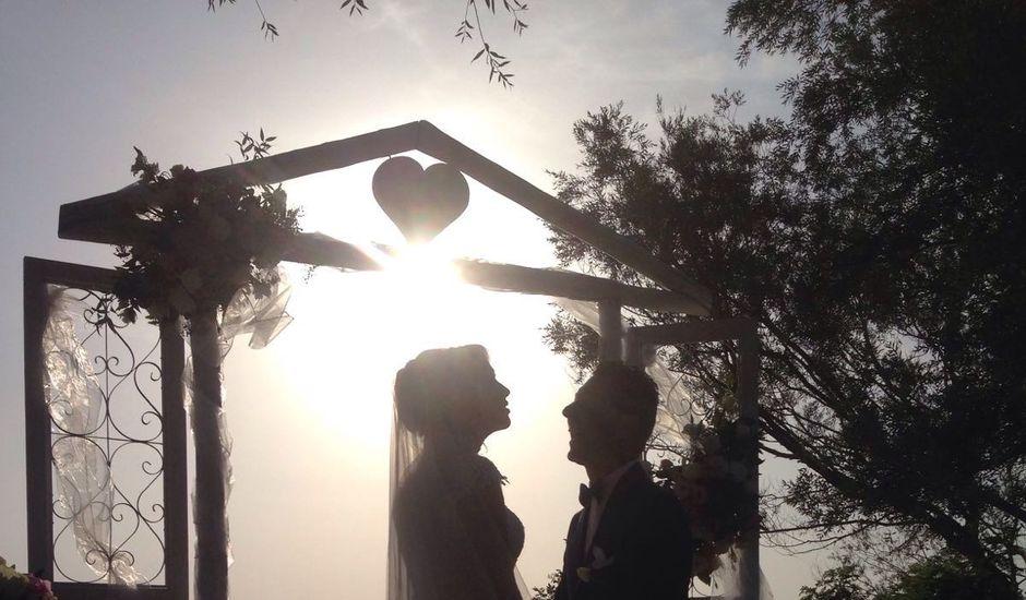 Il matrimonio di Luca e Alessia a Bracciano, Roma