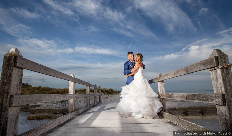 Il matrimonio di Emanuele e Giada a Livorno, Livorno