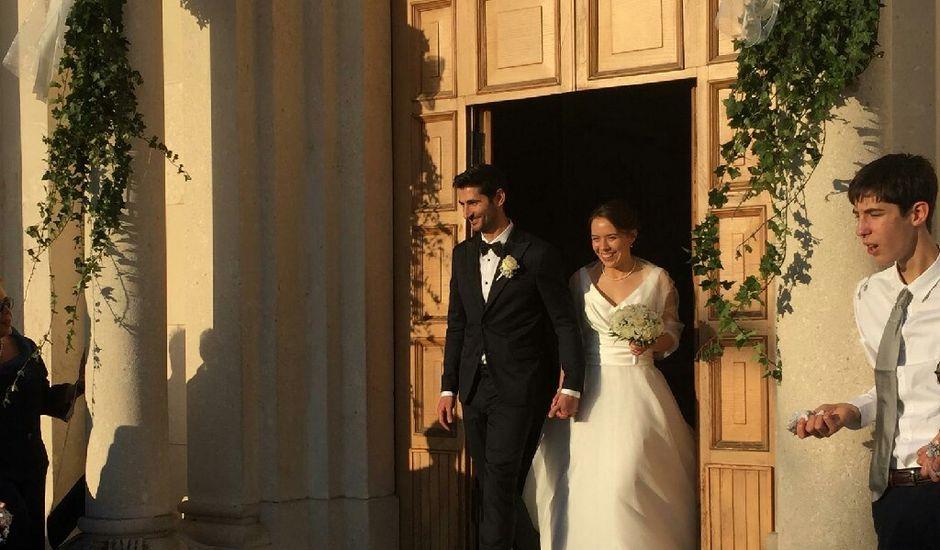 Il matrimonio di Sergo e Anna a Torri di Quartesolo, Vicenza
