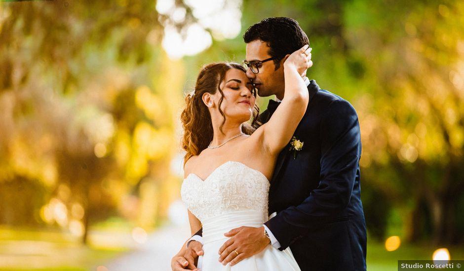 Il matrimonio di Mekhael e Sarah a Roma, Roma