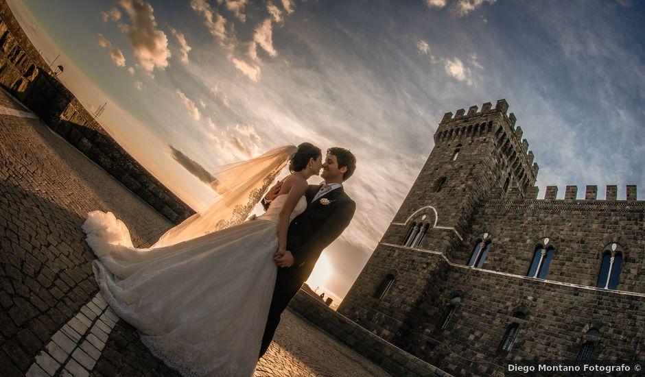 Il matrimonio di Daniela e Giovanni a Acquapendente, Viterbo