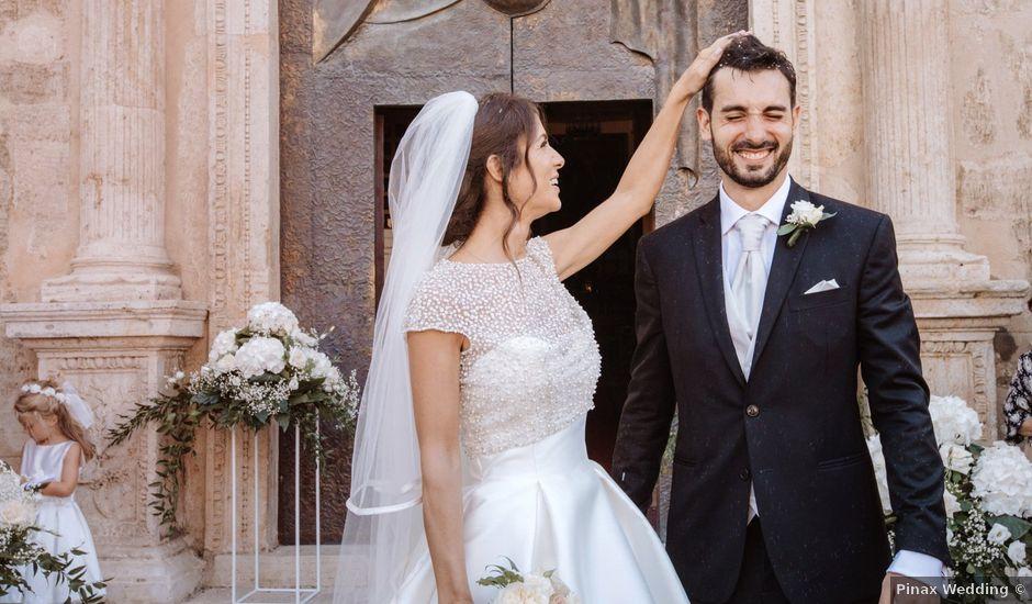 Il matrimonio di Vincenzo e Giulia a Alcamo, Trapani