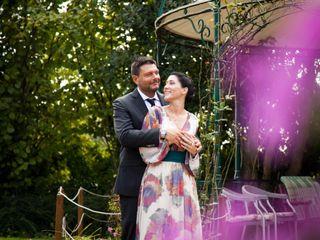 Le nozze di Chiara e Carlos