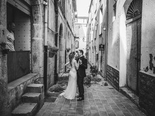 Le nozze di Antonella e Giuseppe 1