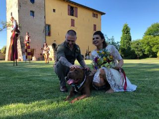 Le nozze di Noemi e Matteo
