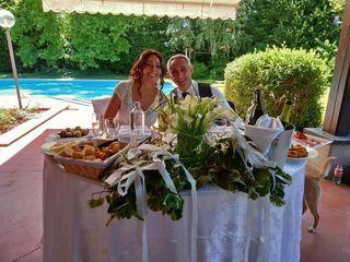 Le nozze di Rossella e Loris