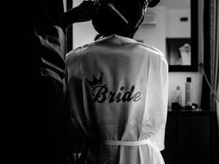Le nozze di Jolie e Charles 1