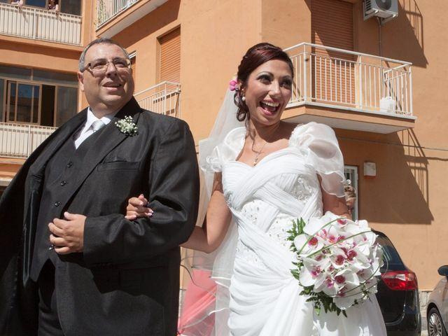 Il matrimonio di Vincenzo e Aurora a Palermo, Palermo 22