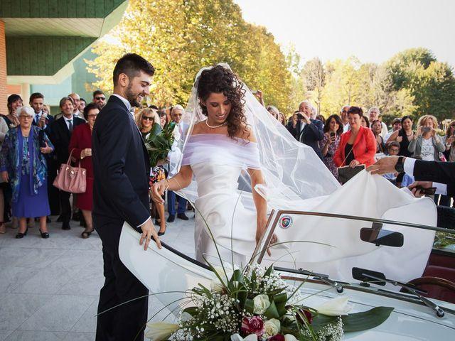 Il matrimonio di Riccardo e Margherita a Bologna, Bologna 9