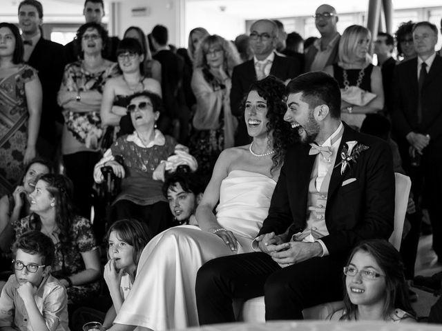 Il matrimonio di Riccardo e Margherita a Bologna, Bologna 43