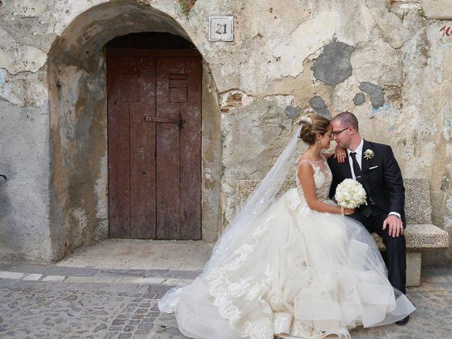 le nozze di Melissa e Joe