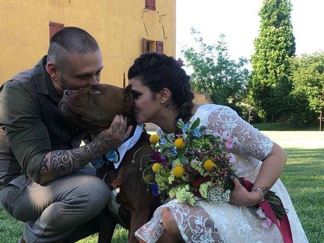 Il matrimonio di Matteo e Noemi a Molinella, Bologna 15