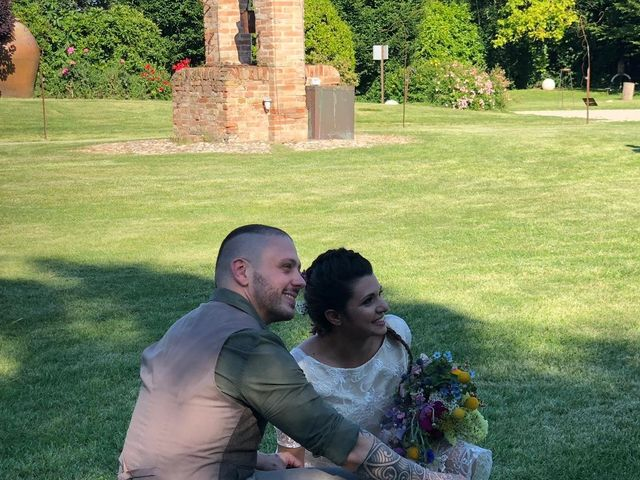 Il matrimonio di Matteo e Noemi a Molinella, Bologna 33