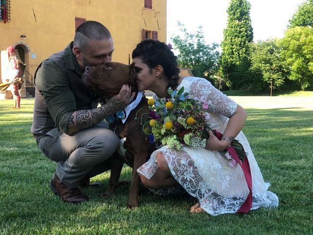 Il matrimonio di Matteo e Noemi a Molinella, Bologna 53