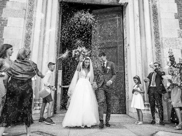 Il matrimonio di Alessandro e Eleonora a Milano, Milano 10