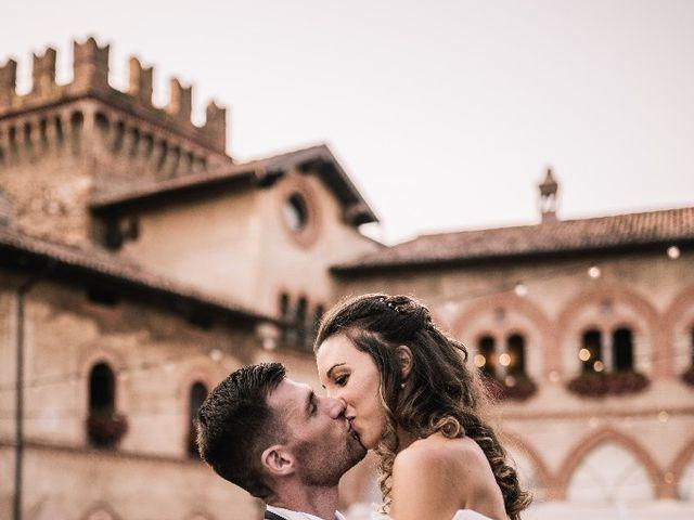 Il matrimonio di Alessandro e Eleonora a Milano, Milano 1