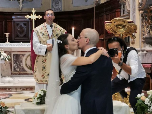 Il matrimonio di Simone e Marialaura a Genova, Genova 3