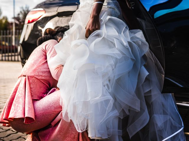 Il matrimonio di Charles e Jolie a Borgomanero, Novara 3