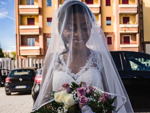 Il matrimonio di Charles e Jolie a Borgomanero, Novara 14