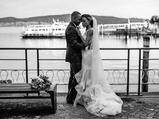 Il matrimonio di Charles e Jolie a Borgomanero, Novara 9