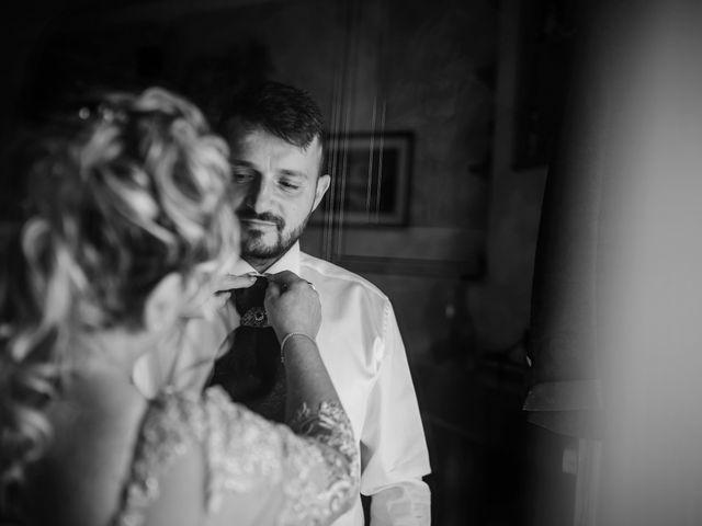 Il matrimonio di Nicol e Daniele a Monte San Giovanni Campano, Frosinone 8