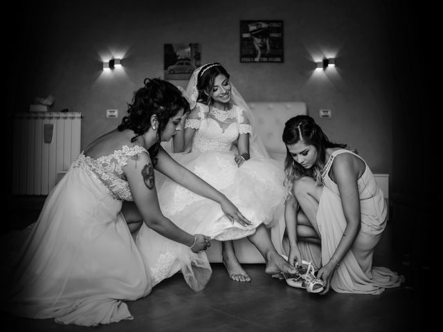 Il matrimonio di Nicol e Daniele a Monte San Giovanni Campano, Frosinone 36