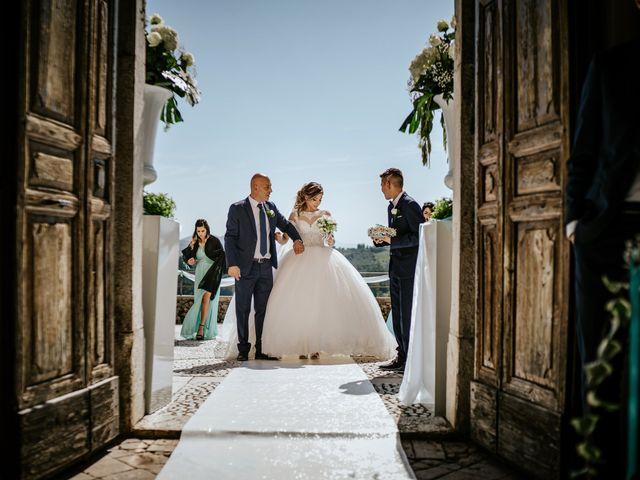 Il matrimonio di Nicol e Daniele a Monte San Giovanni Campano, Frosinone 47