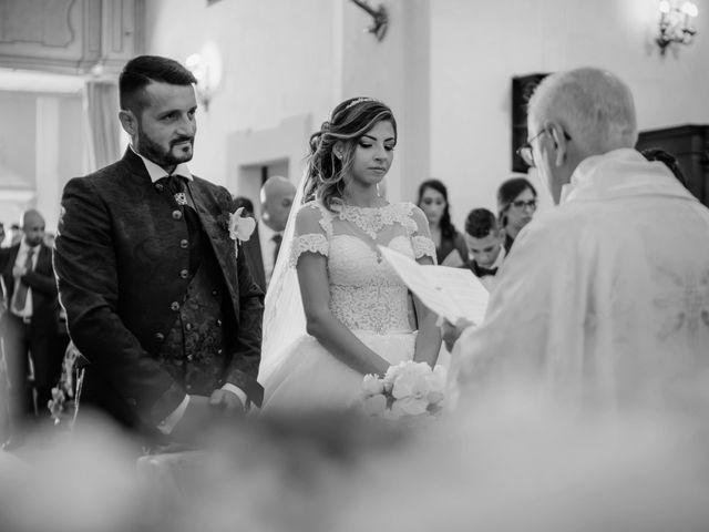 Il matrimonio di Nicol e Daniele a Monte San Giovanni Campano, Frosinone 52
