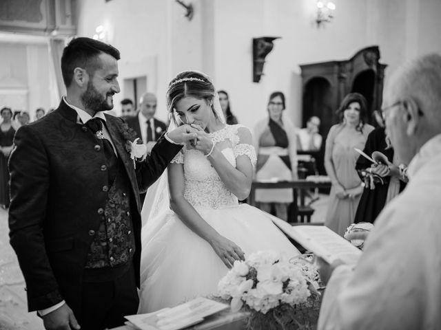 Il matrimonio di Nicol e Daniele a Monte San Giovanni Campano, Frosinone 54