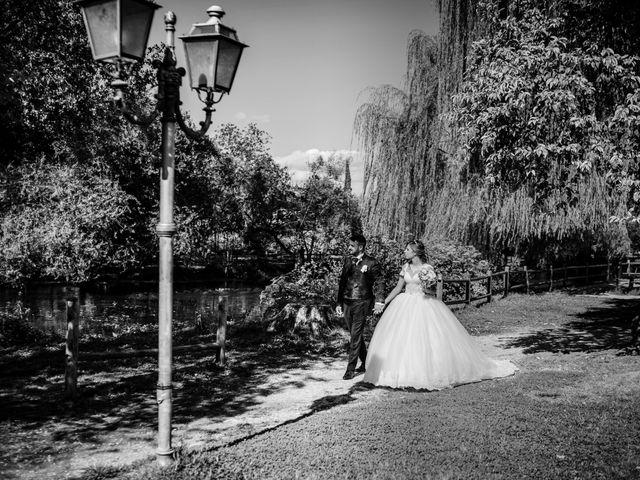 Il matrimonio di Nicol e Daniele a Monte San Giovanni Campano, Frosinone 56