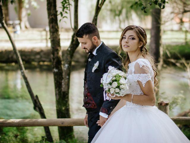Il matrimonio di Nicol e Daniele a Monte San Giovanni Campano, Frosinone 57