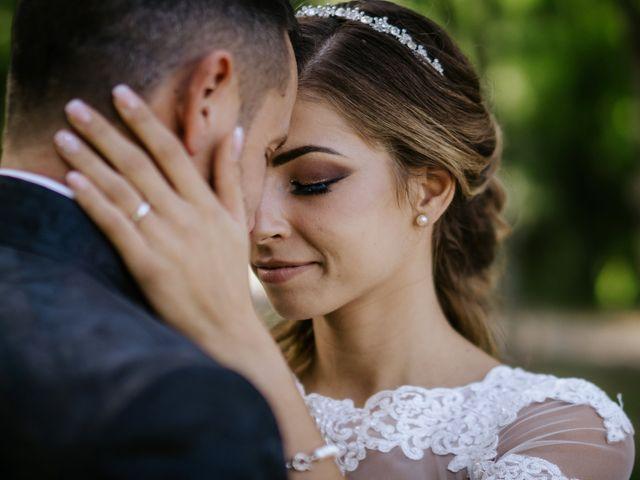 Il matrimonio di Nicol e Daniele a Monte San Giovanni Campano, Frosinone 58