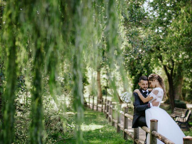 Il matrimonio di Nicol e Daniele a Monte San Giovanni Campano, Frosinone 60
