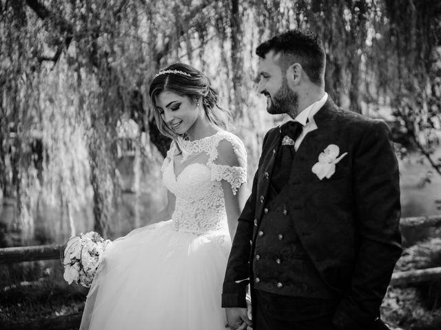Il matrimonio di Nicol e Daniele a Monte San Giovanni Campano, Frosinone 62