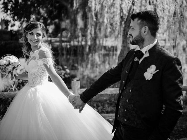 Il matrimonio di Nicol e Daniele a Monte San Giovanni Campano, Frosinone 63