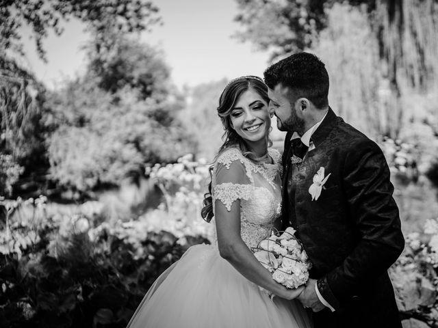 Il matrimonio di Nicol e Daniele a Monte San Giovanni Campano, Frosinone 65