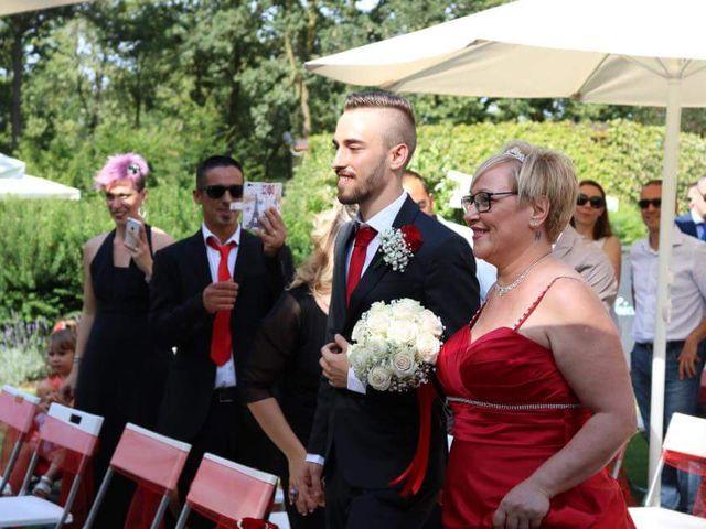 Il matrimonio di Antonio e Anna rita a Galliate, Novara 2
