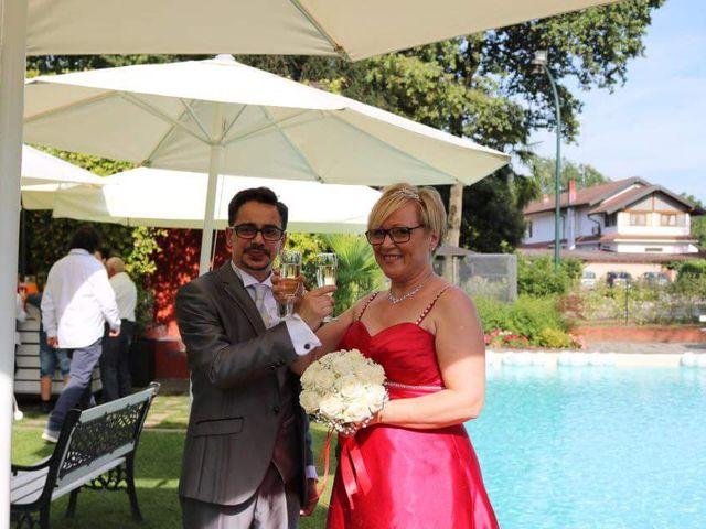 Il matrimonio di Antonio e Anna rita a Galliate, Novara 7