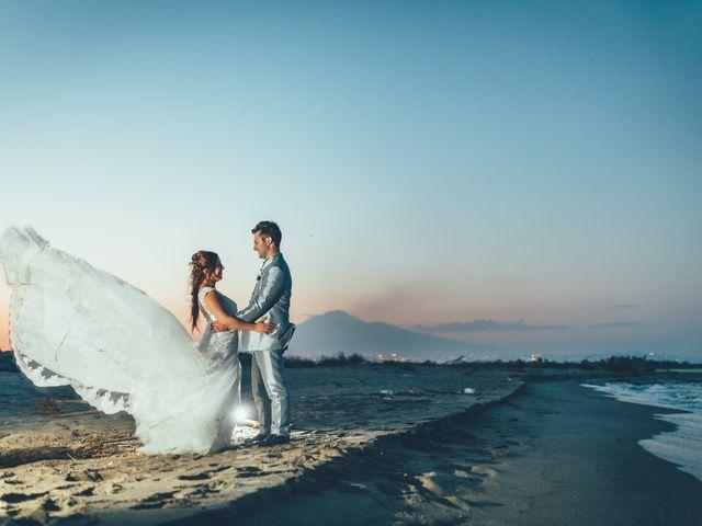 Le nozze di Chiara e Salvo