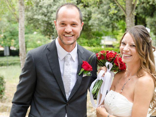 Il matrimonio di Filippo e Chiara a Montegabbione, Terni 2