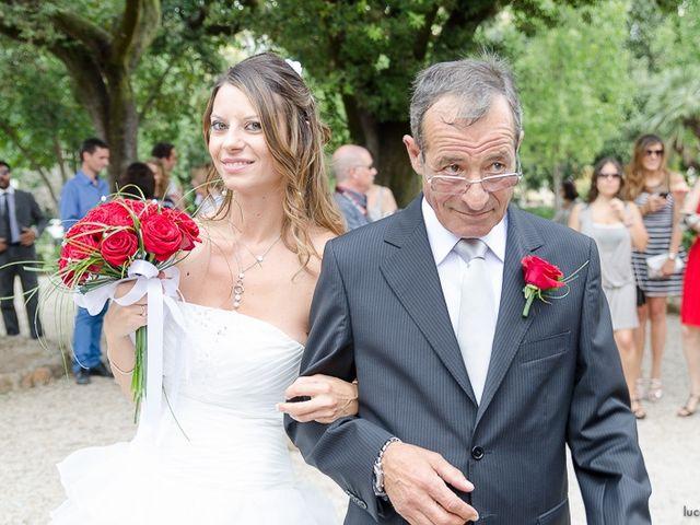 Il matrimonio di Filippo e Chiara a Montegabbione, Terni 4
