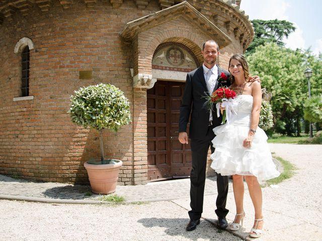 Il matrimonio di Filippo e Chiara a Montegabbione, Terni 7
