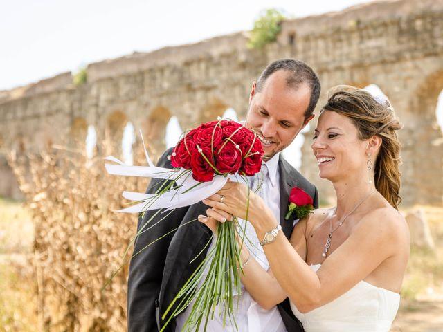 Il matrimonio di Filippo e Chiara a Montegabbione, Terni 8