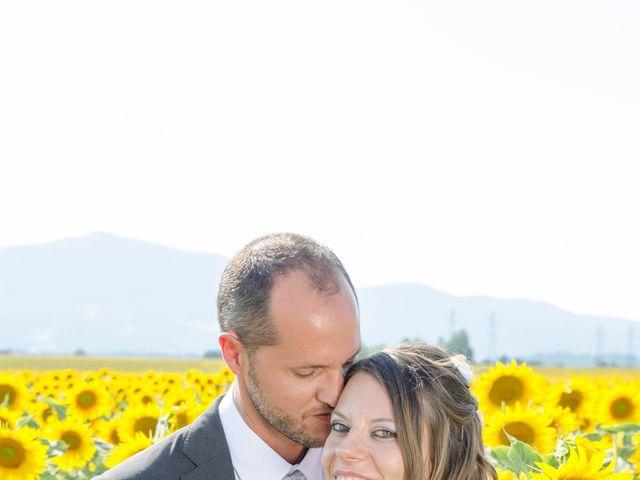 Il matrimonio di Filippo e Chiara a Montegabbione, Terni 9