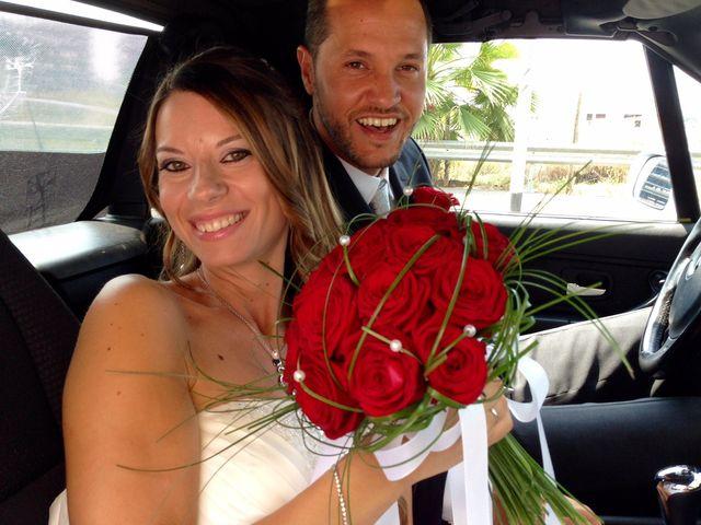Il matrimonio di Filippo e Chiara a Montegabbione, Terni 3